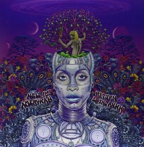 Erykah Badu - New Amerykah Part Two (Return Of The Ankh) [2LP]