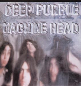 DEEP -PURPLE - MACHINE HEAD