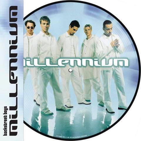 BACKSTREET BOYS-MILLENNIUM