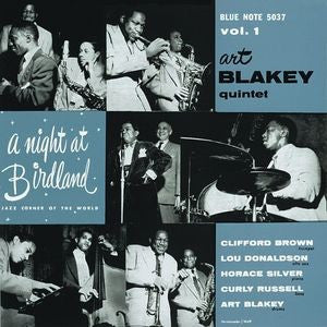 ART BLAKEY - A NIGHT AT BIRDLAND VOL 2