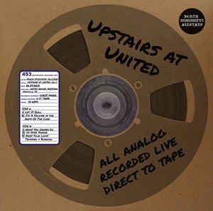 North Mississippi Allstars - Upstairs At United, Vol. 4 (06/7/2012) [EP]