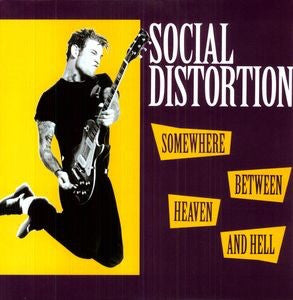Social Distortion - Somewhere Between Heaven And Hell [LP]