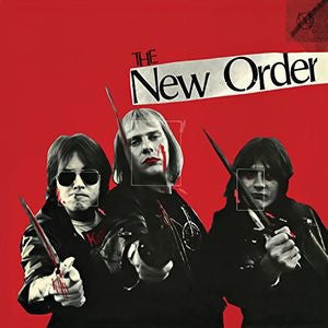 The New Order - The New Order [LP](1977 red vinyl)