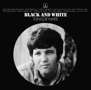 Tony Joe White - Black & White [LP]