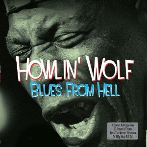 HOWLING WOLF - BLUES FROM HELL