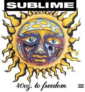 SUBLIME - 40 oz. OF FREEDOM