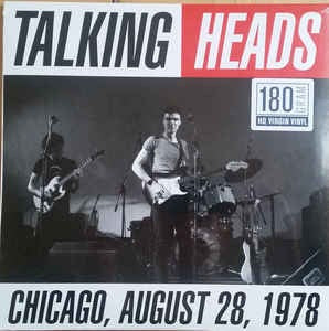 TALKING HEADS - CHICAGO 1978