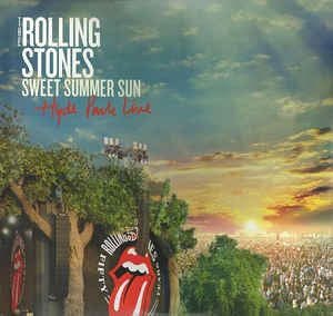 Rolling Stones, The - Sweet Summer Sun: Hyde Park Live [3LP+DVD]