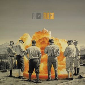 Phish - Fuego [2LP] (180 Gram, 3-sided, gatefold)