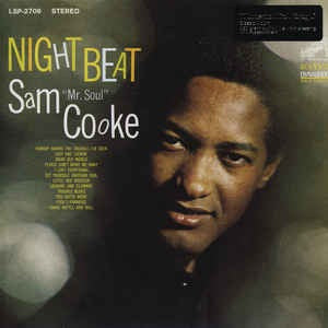 Sam Cooke - Night Beat [LP] (180 Gram Vinyl, Import)