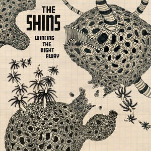 Shins, The - Wincing The Night Away [LP] (download, poster)