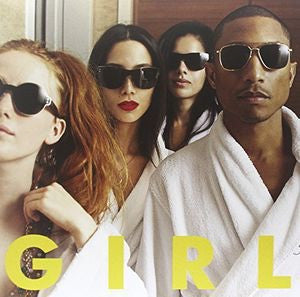Pharrell Williams - G I R L [LP] (download)