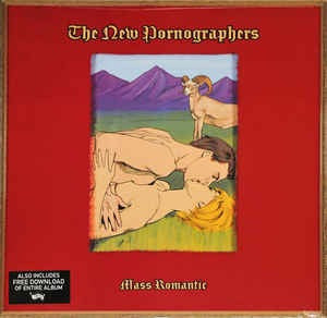 New Pornographers, The - Mass Romantic [LP] (120 Gram Vinyl, Download)