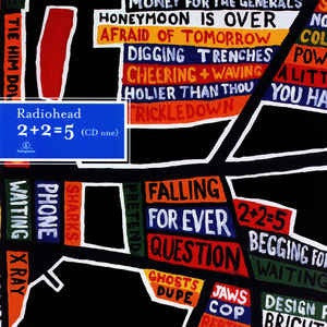 Radiohead - 2+2=5 Pt. 1 [12'' EP] (180 Gram 45RPM Limited Edition)