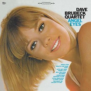 DAVE BRUBECK QUARTET - ANGEL EYES