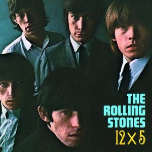 Rolling Stones, The - 12x5 [LP]