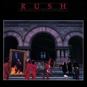RUSH - MOVING PICTURES (180 GR)