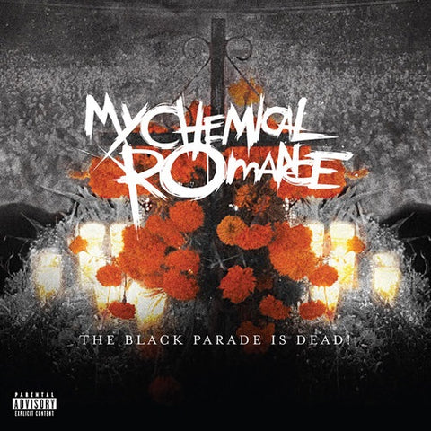 MY CHEMICAL ROMANCE-THE BLACK PARADE IS DEAD