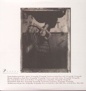 THE PIXIES - SURFER ROSA