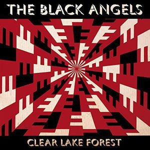 BLACK ANGELS - CLEAR LAKE FOREST [LP]