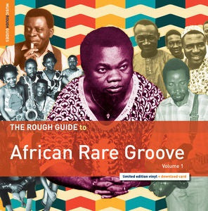 ROUGH GUIDE TO AFRICAN RARE GROOVE 1  -  VARIOUS