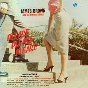 BROWN,JAMES & HIS FAMOUS FLAMES - Please Please Please [Import]