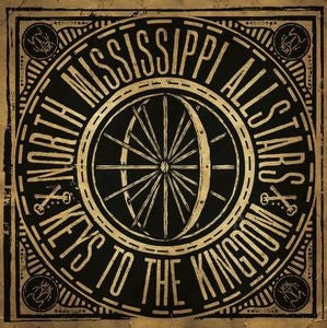 North Mississippi Allstars - Keys To The Kingdom [LP] (180 Gram Vinyl)