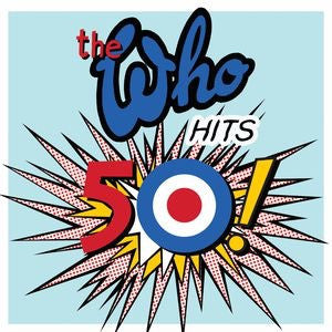 THE WHO - HITS 50