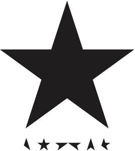 DAVID BOWIE - BLACKSTAR (CD)