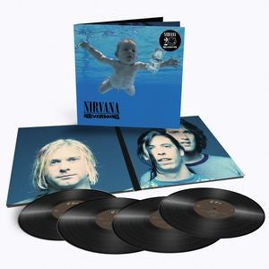 Nirvana - Nevermind (20th Anniversary Deluxe Edition) [4 LP]