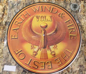 EARTH WIND & FIRE - BEST OF EARTH WIND & FIRE 1