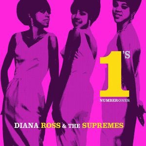 DIANA ROSS & THE SUPREMES - NUMBER 1'S