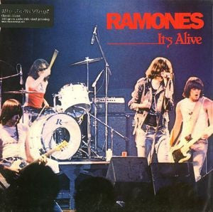 Ramones - It's Alive [2LP] (180 Gram, import)