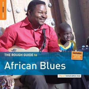 ROUGH GUIDE TO AFRICAN BLUES (3RD EDITION)  -  VAR
