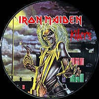 IRON-MAIDEN-KILLERS (PICTURE DISC)