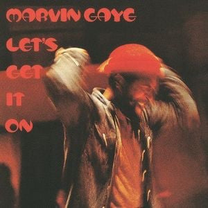 MARVIN GAYE - LET'S GET IT ON (IMPORT)