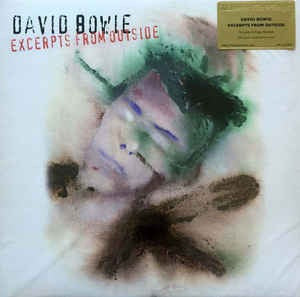David Bowie - Excerpts From Outside [LP] (180 Gram, import)