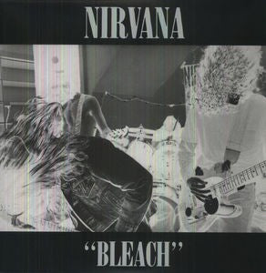 Nirvana - Bleach [LP] (remastered, download)