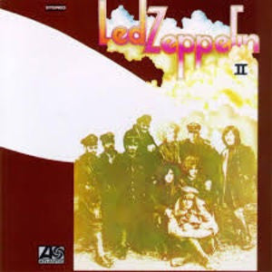 LED ZEPPELIN - II  (180G)