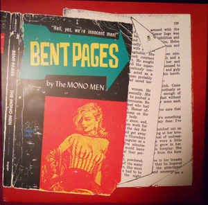 MONO MEN - BENT PAGES