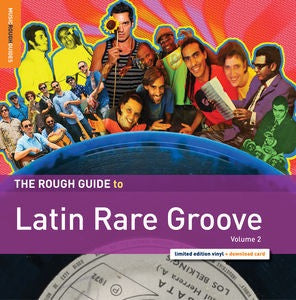 ROUGH GUIDE TO LATIN RARE GROOVE 2  -  VARIOUS