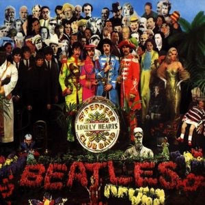 THE BEATLES - SGT PEPPER'S LONELY HEARTS CLUB BAND
