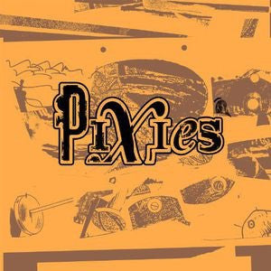 THE PIXIES - INDIE CITY [2LP] (180 Gram, download, deluxe gatefold)