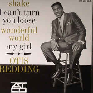 REDDING,OTIS - SHAKE