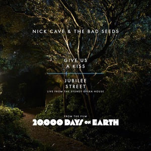 Nick Cave & The Bad Seeds - Give Us A Kiss [10''] (import)
