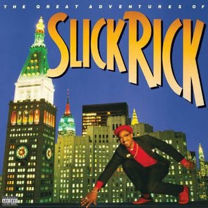 Slick Rick - The Great Adventures Of Slick Rick (25th Anniversary) [LP]