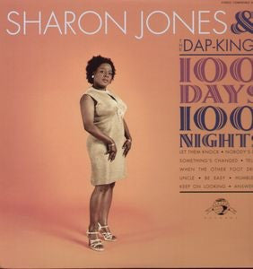 Sharon Jones & The Dap Kings - 100 Days, 100 Nights [LP]