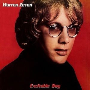ZEVON,WARREN - EXCITABLE BOY