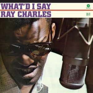 CHARLES,RAY - WHAT'D I SAY