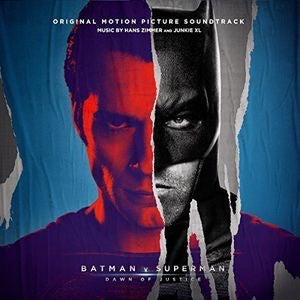 BATMAN V SUPERMAN - SOUNDTRACK